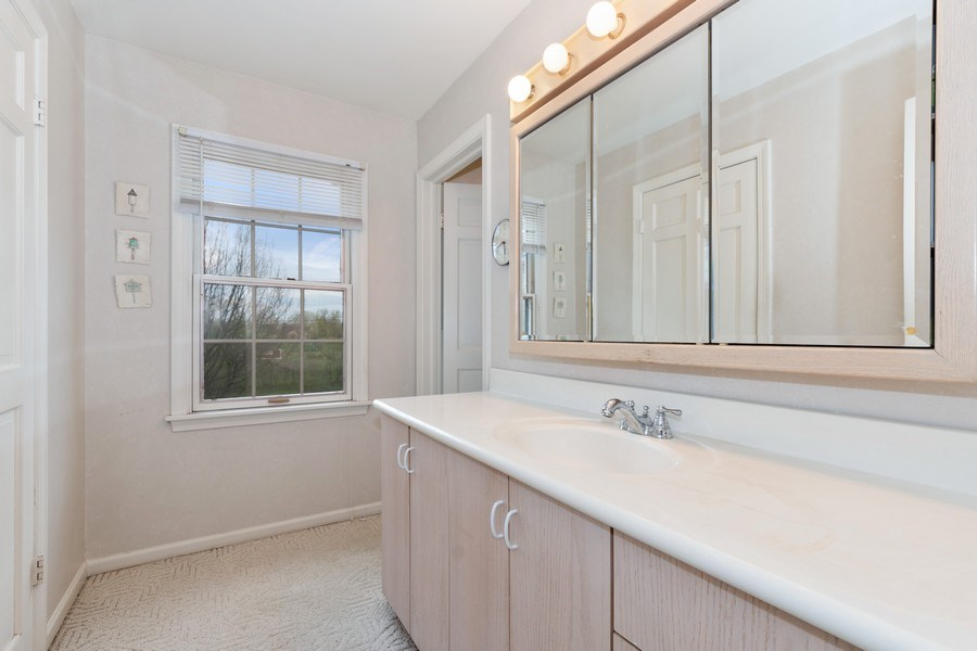 Real Estate Photography - 1509 Kaywood Ln, Glenview, IL, 60025 - Master Bathroom