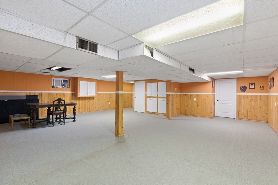Real Estate Photography - 1509 Kaywood Ln, Glenview, IL, 60025 - Basement