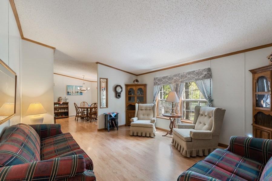 Real Estate Photography - 6411 Berrien, Sawyer, MI, 49125 - Living Room