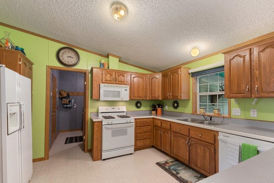 Real Estate Photography - 6411 Berrien, Sawyer, MI, 49125 - Kitchen