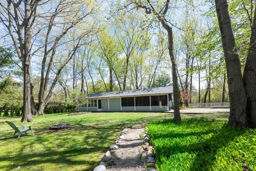 Real Estate Photography - 6411 Berrien, Sawyer, MI, 49125 - Rear View