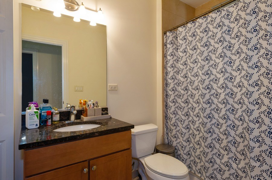 Real Estate Photography - 2307 W Walton St, 2W, Chicago, IL, 60622 - Master Bathroom