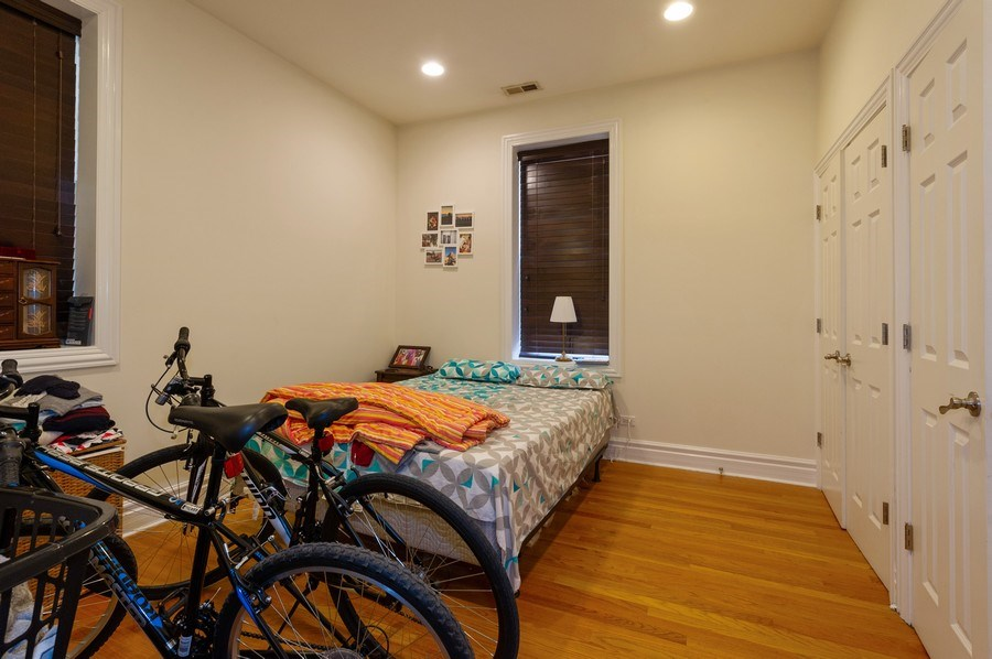 Real Estate Photography - 2307 W Walton St, 2W, Chicago, IL, 60622 - Master Bedroom
