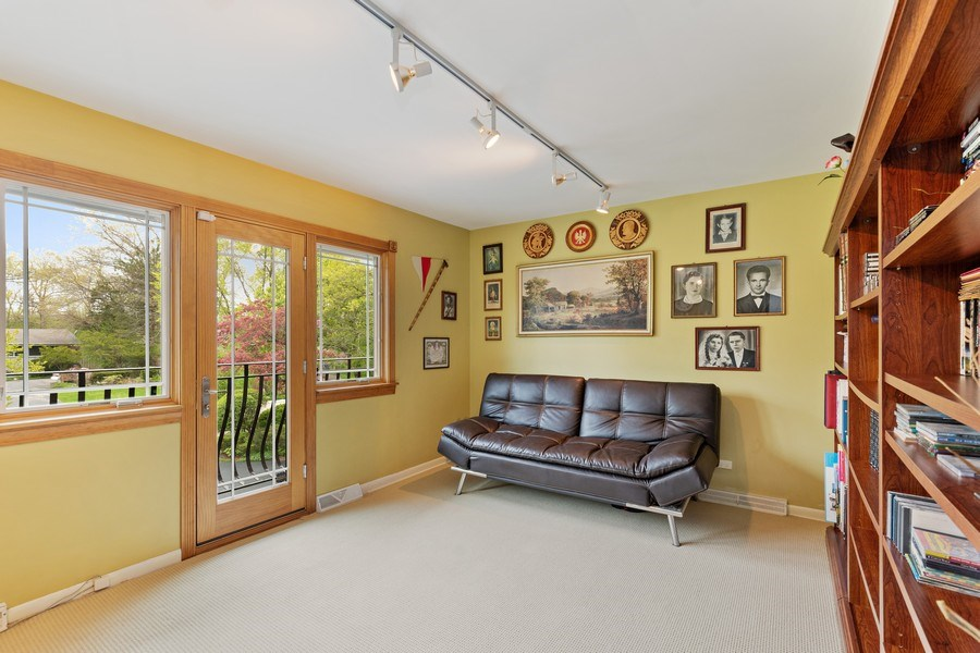 Real Estate Photography - 261 Aspen, Highland Park, IL, 60035 - 4th Bedroom