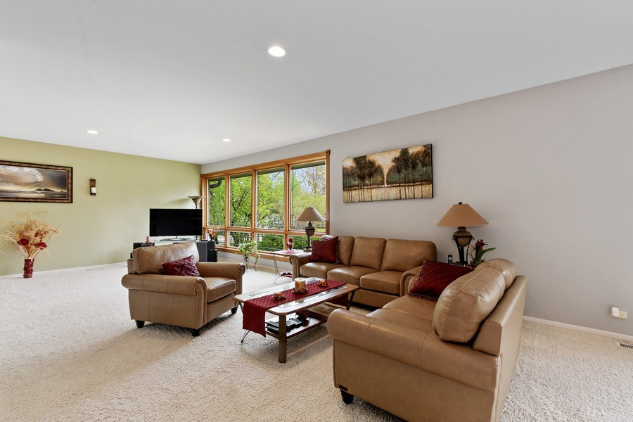 Real Estate Photography - 261 Aspen, Highland Park, IL, 60035 - Living Room