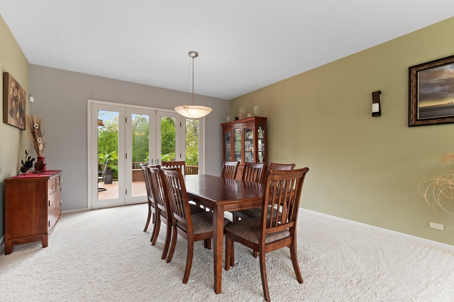 Real Estate Photography - 261 Aspen, Highland Park, IL, 60035 - Dining Room