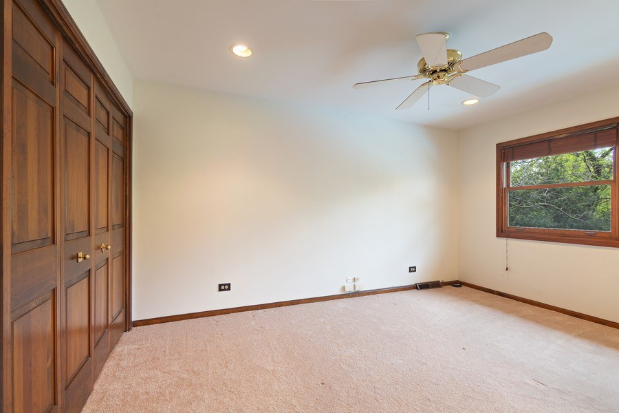 Real Estate Photography - 1224 Brook Ln, Glenview, IL, 60025 - 3rd Bedroom