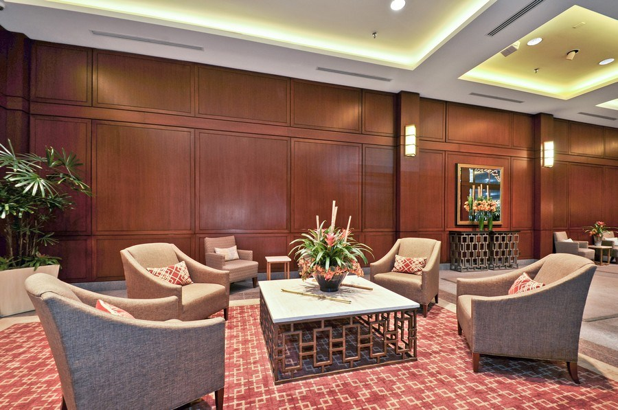 Real Estate Photography - 401 E Ontario St #3207, Chicago, IL, 60611 - Lobby