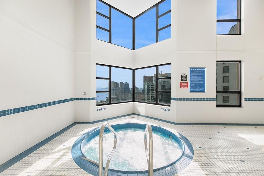 Real Estate Photography - 401 E Ontario St #3207, Chicago, IL, 60611 -