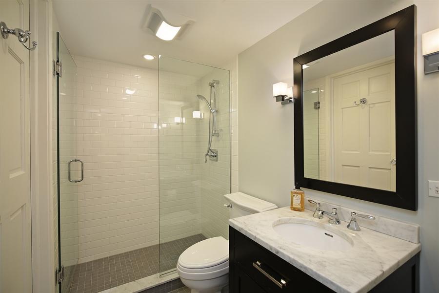 Real Estate Photography - 339 N Deere Park Dr W, Highland Park, IL, 60035 - Bathroom