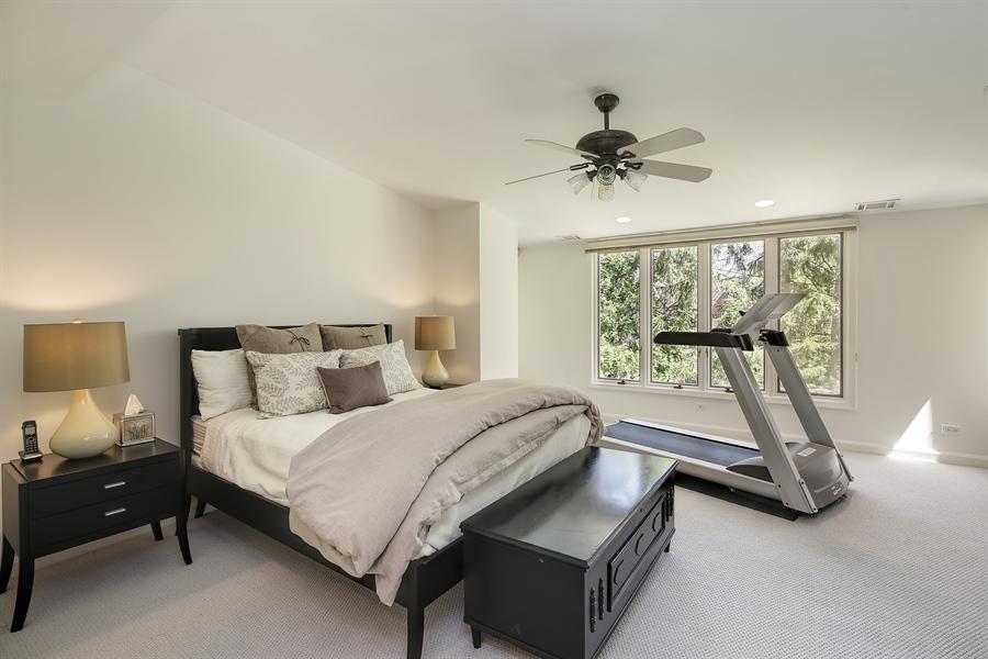 Real Estate Photography - 339 N Deere Park Dr W, Highland Park, IL, 60035 - 2nd Bedroom