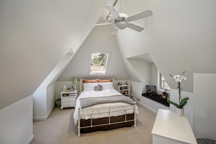 Real Estate Photography - 339 N Deere Park Dr W, Highland Park, IL, 60035 - 4th Bedroom