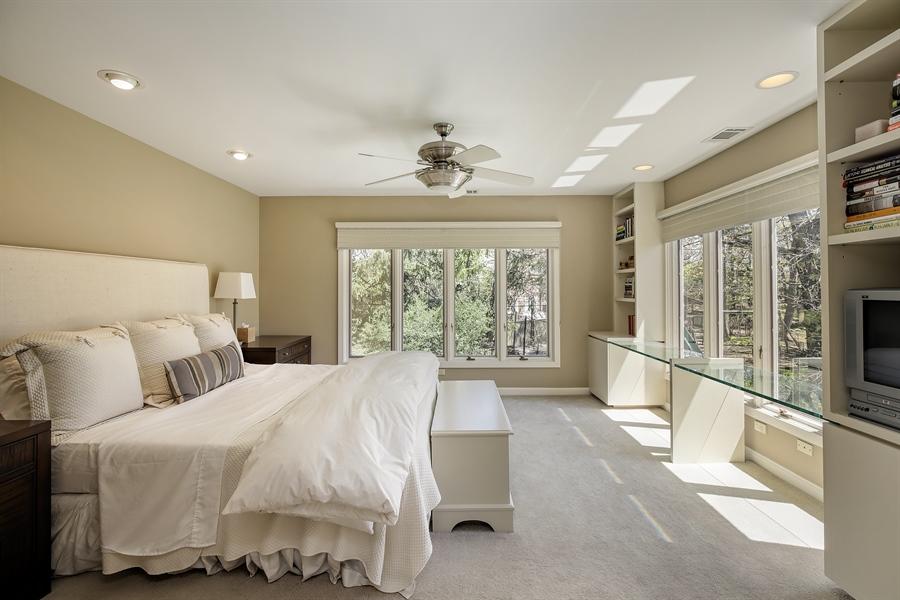 Real Estate Photography - 339 N Deere Park Dr W, Highland Park, IL, 60035 - Master Bedroom