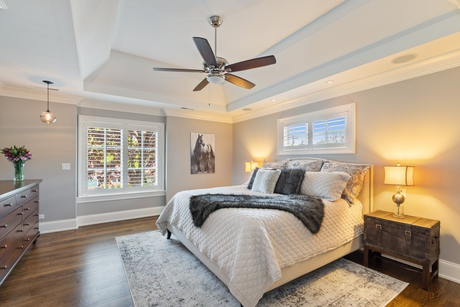 Real Estate Photography - 813 S Dunton Ave, Arlington Heights, IL, 60005 - Master Bedroom
