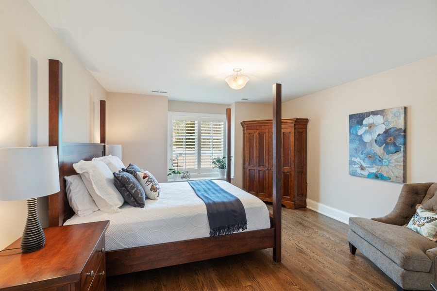 Real Estate Photography - 813 S Dunton Ave, Arlington Heights, IL, 60005 - Bedroom