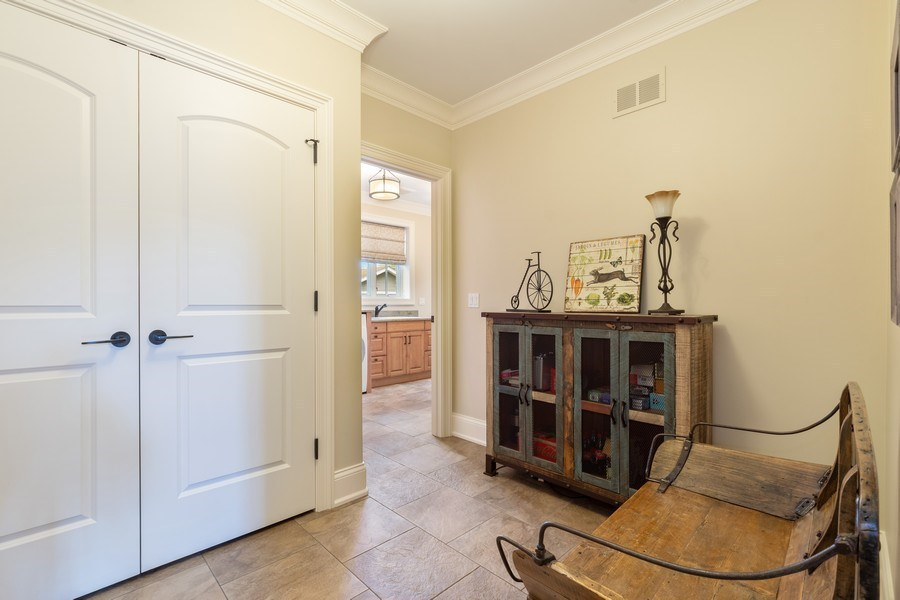 Real Estate Photography - 813 S Dunton Ave, Arlington Heights, IL, 60005 - Mudroom