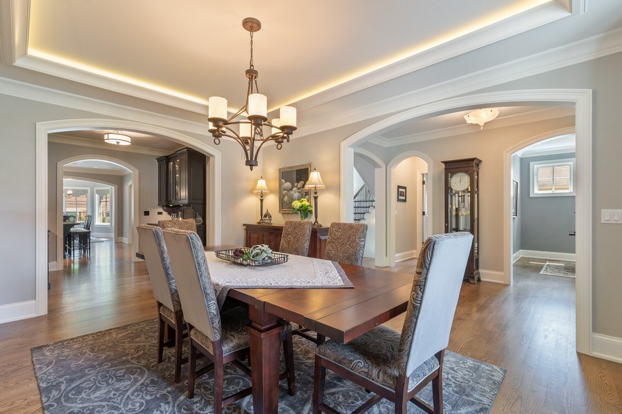 Real Estate Photography - 813 S Dunton Ave, Arlington Heights, IL, 60005 - Dining Room