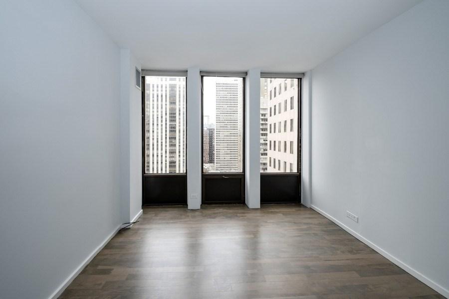 Real Estate Photography - 100 E Walton St, #18A, Chicago, IL, 60611 - Bedroom