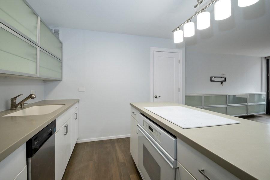 Real Estate Photography - 100 E Walton St, #18A, Chicago, IL, 60611 - Kitchen