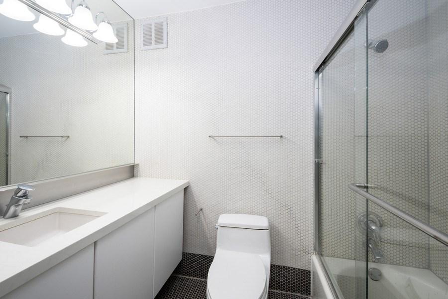 Real Estate Photography - 100 E Walton St, #18A, Chicago, IL, 60611 - Bathroom