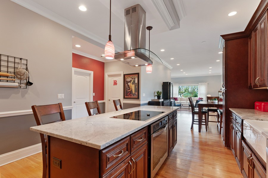 Real Estate Photography - 225 Bluff Ave., Grayslake, IL, 60030 - Kitchen / Breakfast Room