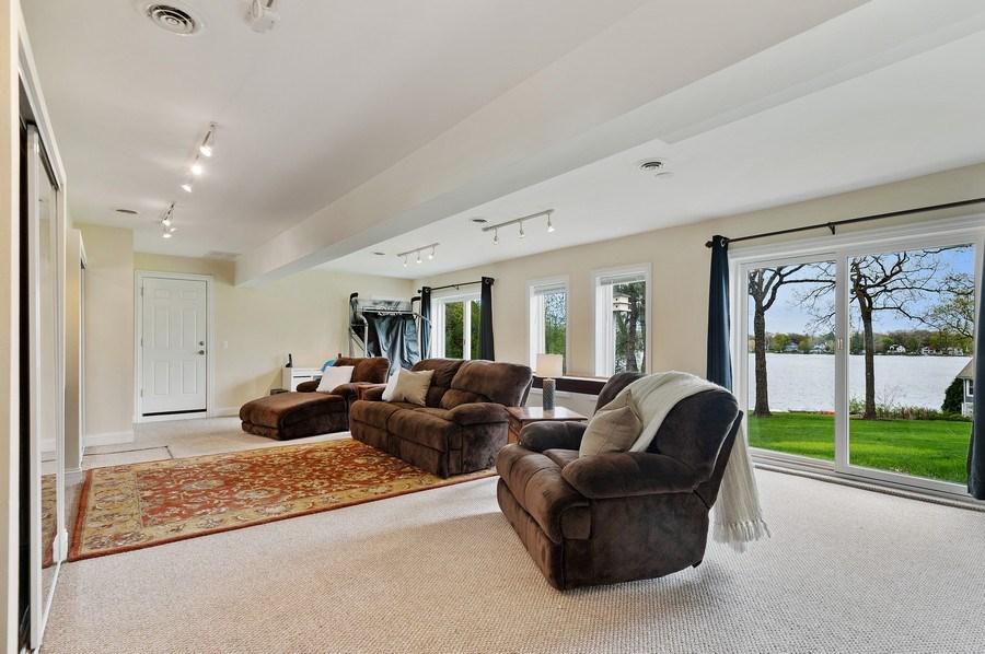 Real Estate Photography - 225 Bluff Ave., Grayslake, IL, 60030 - Basement