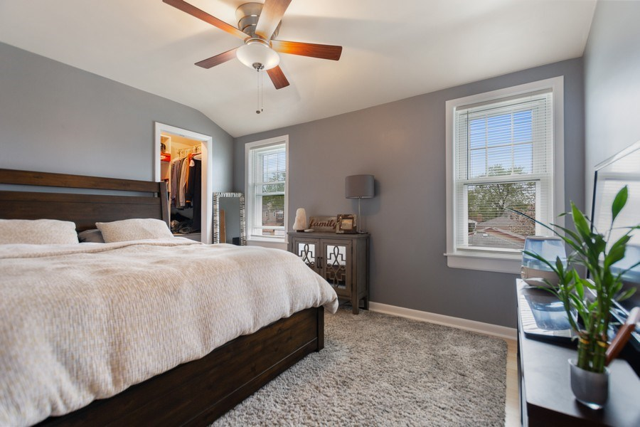 Real Estate Photography - 5234 S MASON AVENUE, Chicago, IL, 60638 - Master Bedroom
