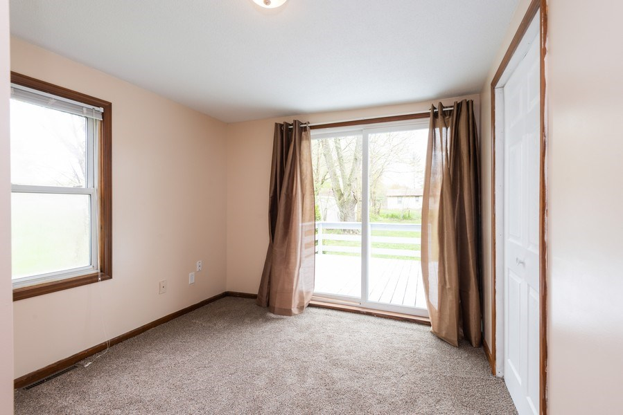 Real Estate Photography - 6147 Milton Ct., Coloma, MI, 49038 - 2nd Bedroom