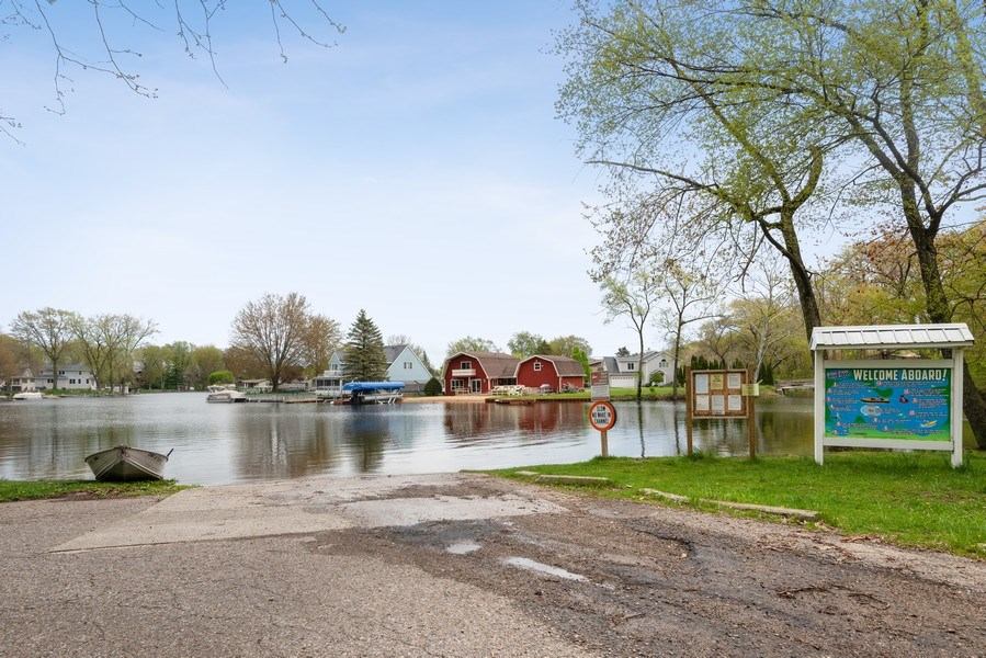 Real Estate Photography - 4679 Wil-O-Paw Drive, Coloma, MI, 49038 - Paw Paw Lake Public Boat Launch