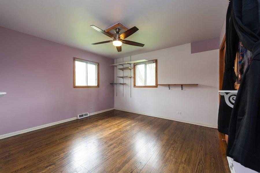 Real Estate Photography - 454 S. Villa Ave, Addison, IL, 60101 - Bedroom