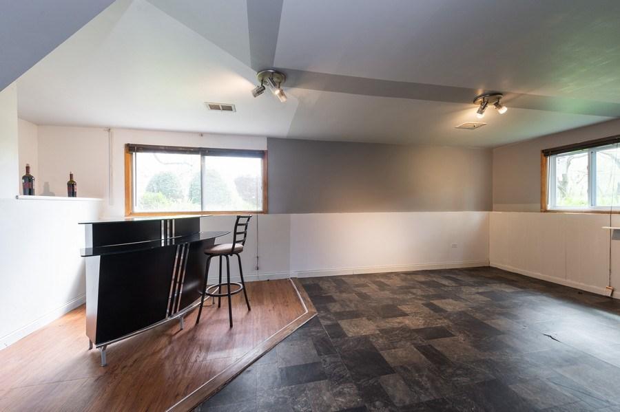 Real Estate Photography - 454 S. Villa Ave, Addison, IL, 60101 - Basement