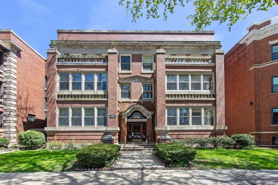Real Estate Photography - 5483 S Hyde Park, Apt 3 N, Chicago, IL, 60615 - Front View