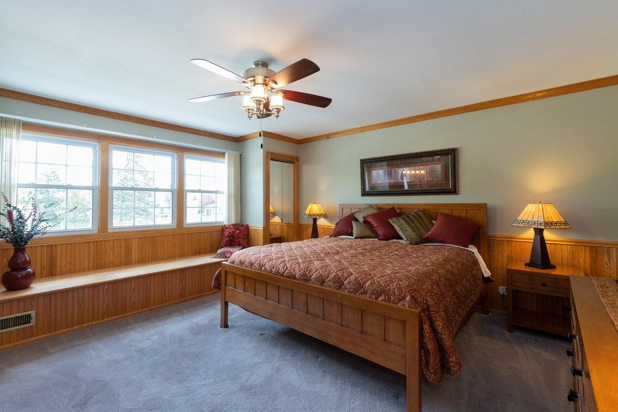 Real Estate Photography - 908 W Berkley Dr, Arlington Heights, IL, 60004 - Master Bedroom