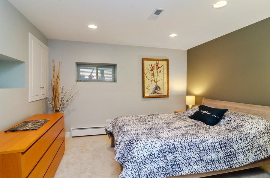Real Estate Photography - 2236 N Washtenaw Ave, Chicago, IL, 60647 - 4th Bedroom