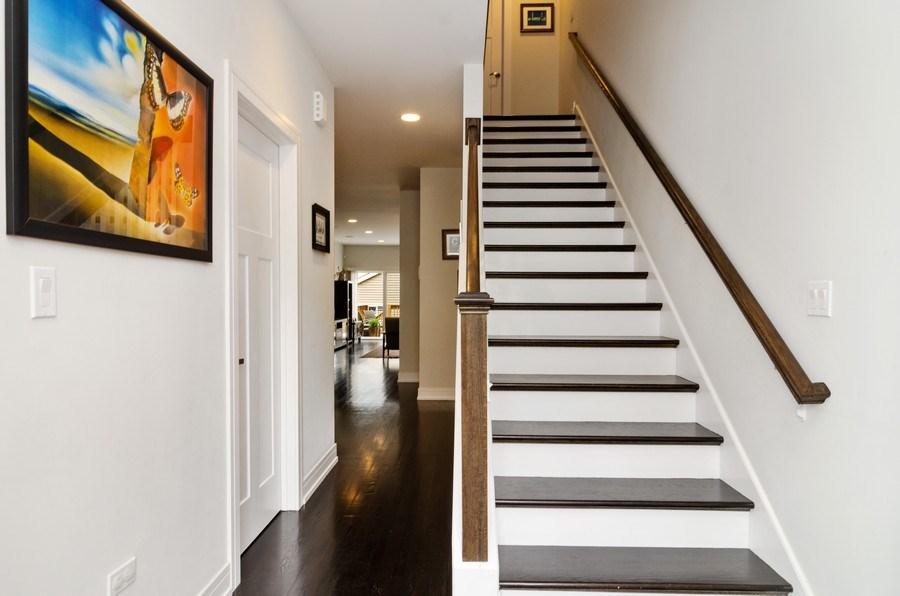 Real Estate Photography - 2236 N Washtenaw Ave, Chicago, IL, 60647 - Foyer