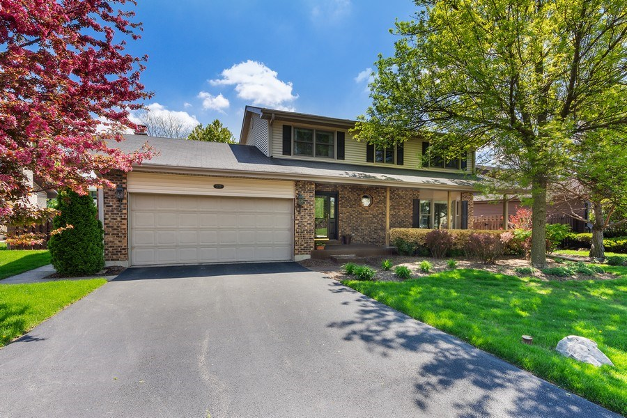 Real Estate Photography - 2123 N. Williamsburg St., Arlington Heights, IL, 60004 - Front View