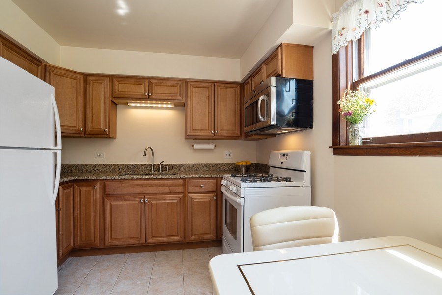 Real Estate Photography - 615 N Western, Highwood, IL, 60040 - Kitchen