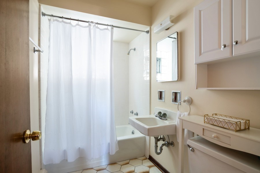 Real Estate Photography - 615 N Western, Highwood, IL, 60040 - Bathroom