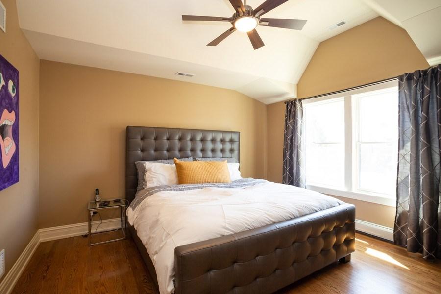 Real Estate Photography - 11 Gillick, Park Ridge, IL, 60068 - Master Bedroom