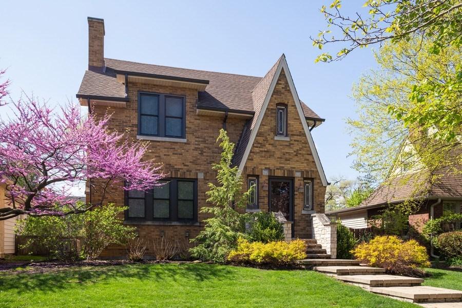 Real Estate Photography - 11 Gillick, Park Ridge, IL, 60068 - Front View