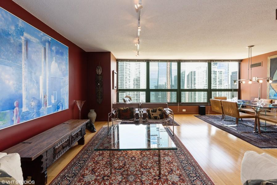Real Estate Photography - 360 E RandolphSt., #3305, Chicago, IL, 60601 -