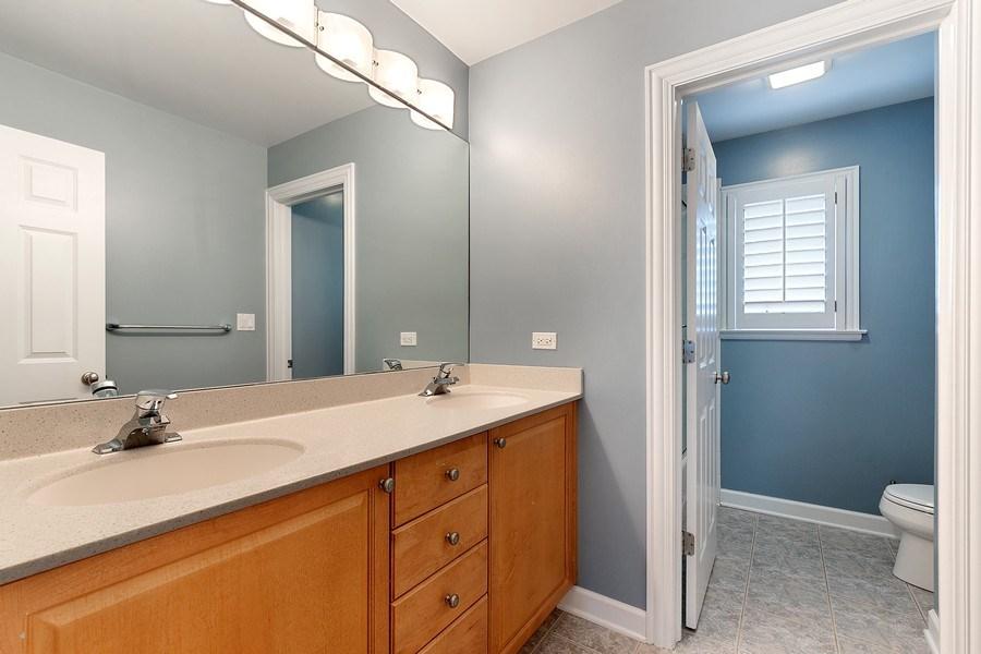 Real Estate Photography - 991 Marion, Highland Park, IL, 60035 - Bathroom