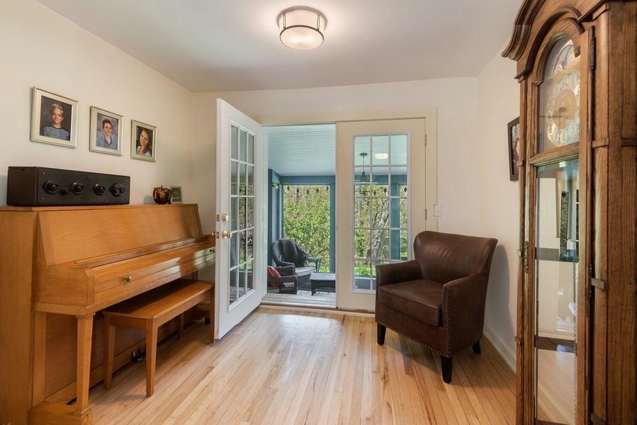 Real Estate Photography - 3191 Khan Path, Stevensville, MI, 49085 - Living Room