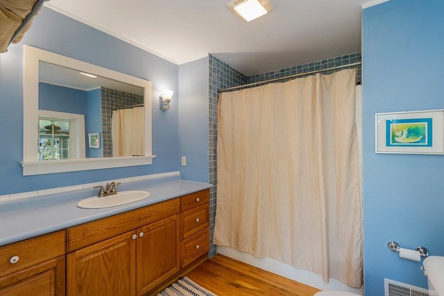Real Estate Photography - 3191 Khan Path, Stevensville, MI, 49085 - Master Bathroom