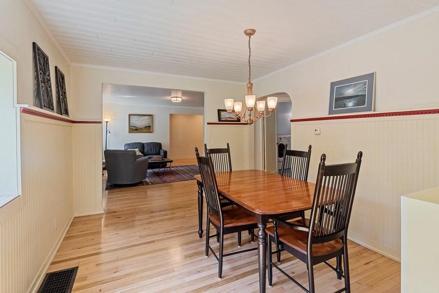 Real Estate Photography - 3191 Khan Path, Stevensville, MI, 49085 - Dining Room