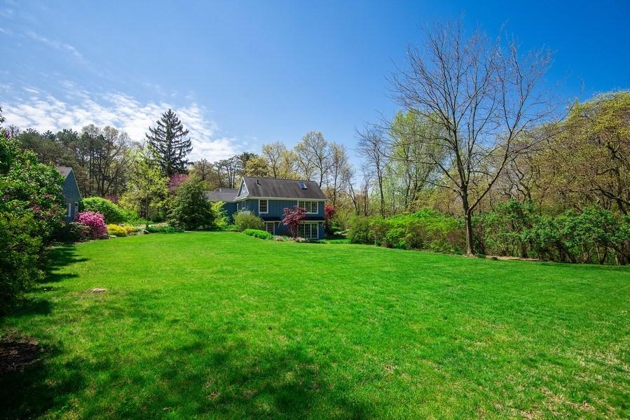 Real Estate Photography - 3191 Khan Path, Stevensville, MI, 49085 - Back Yard