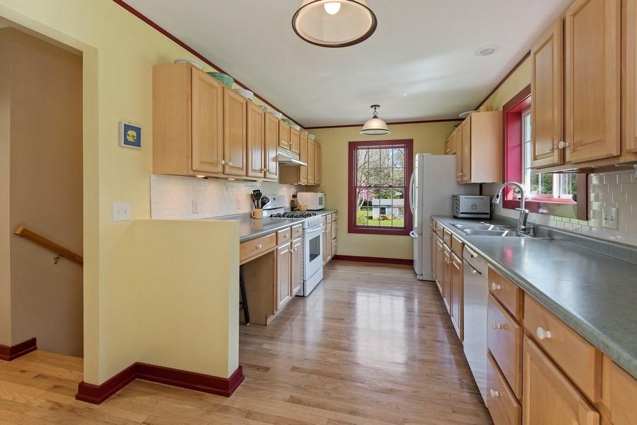 Real Estate Photography - 3191 Khan Path, Stevensville, MI, 49085 - Kitchen