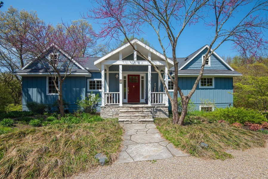 Real Estate Photography - 3191 Khan Path, Stevensville, MI, 49085 - Front View