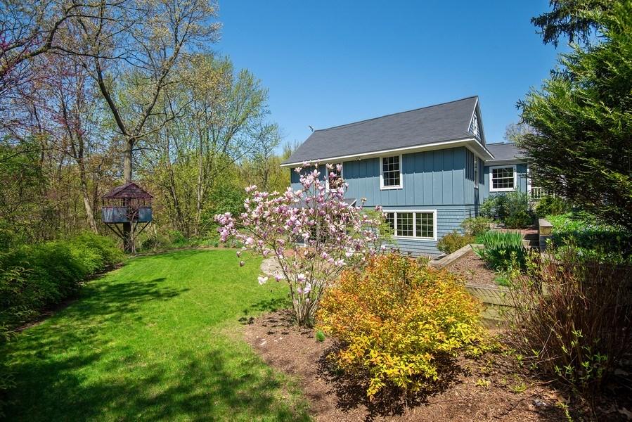 Real Estate Photography - 3191 Khan Path, Stevensville, MI, 49085 - Side View