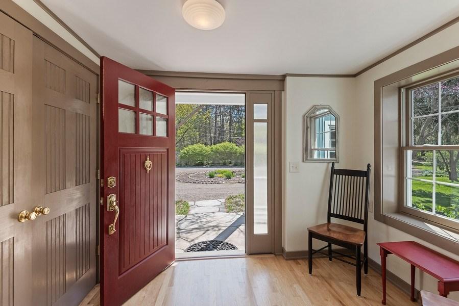 Real Estate Photography - 3191 Khan Path, Stevensville, MI, 49085 - Patio